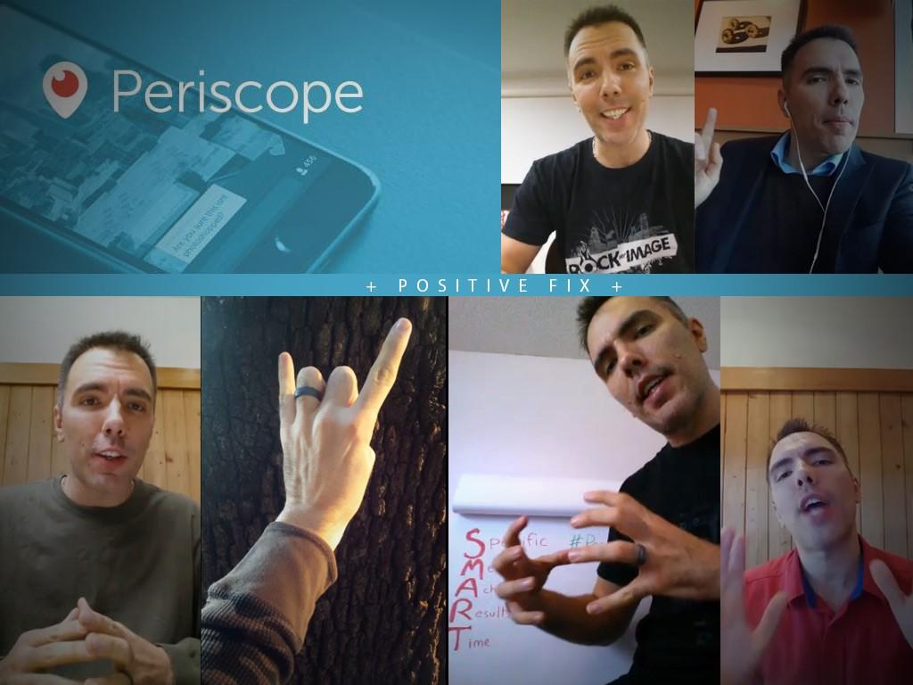 Kenny Harper - Positive Fix Periscope