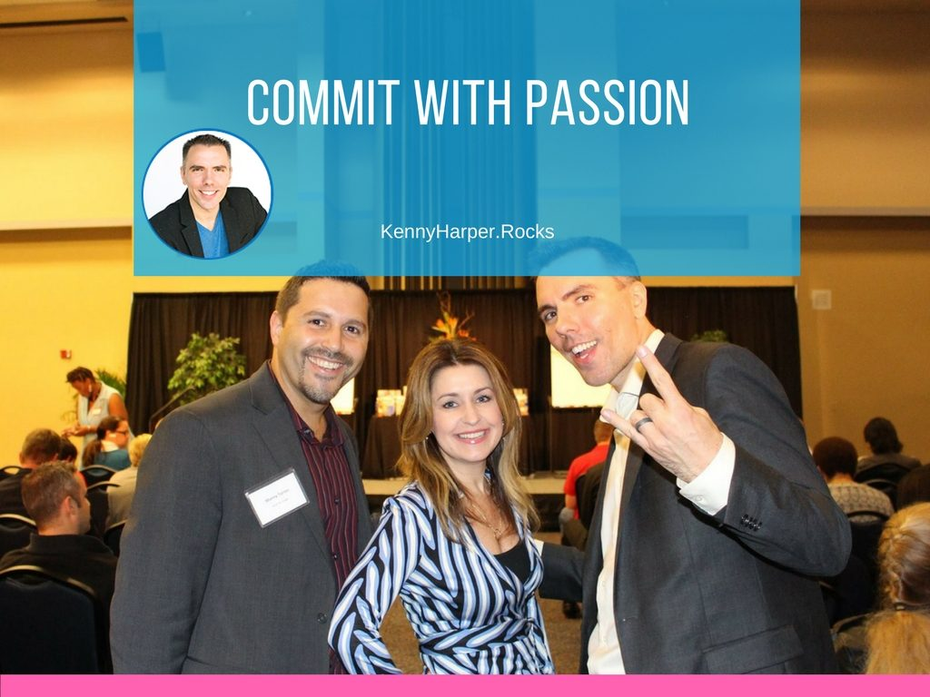 Commit with Passion