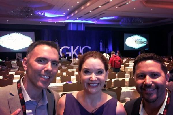 GKIC Super Conference - Kenny Harper, Sally Hogshead, Manny Torres