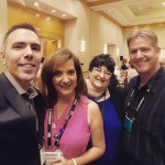 Kenny Harper & Leaders from NSA at Influence 2016