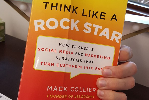 Think Like a Rock Star Book Review