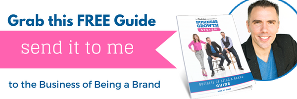 Business of Being a Brand Guide
