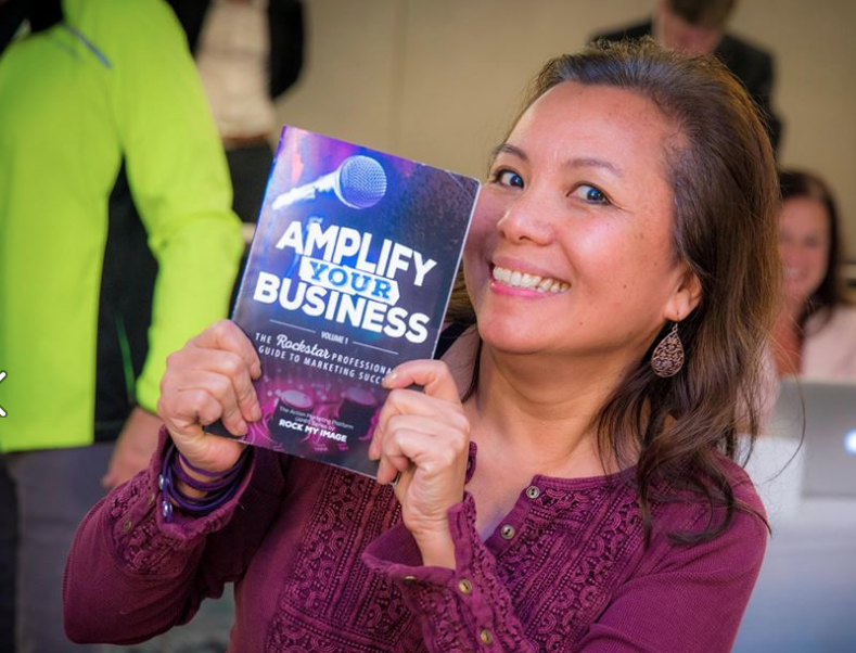 Mai Vu - Amplifying Her Business