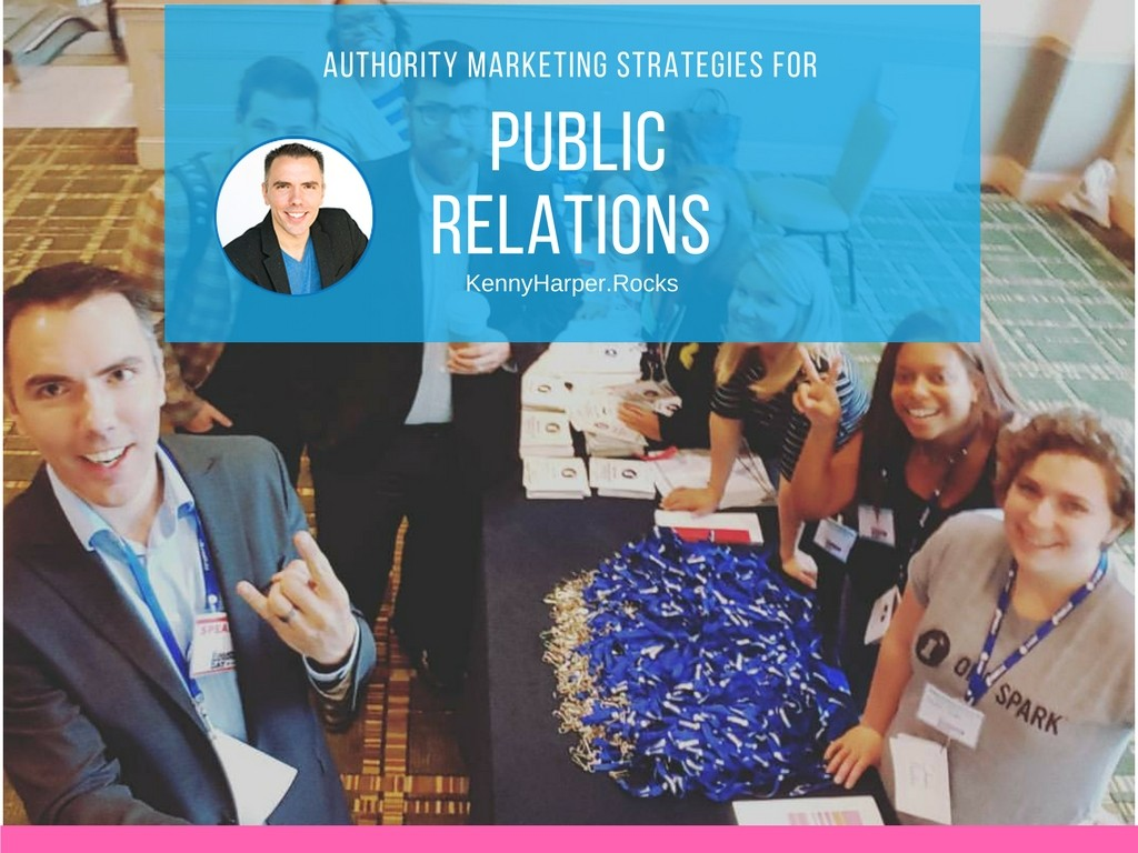 Authority Marketing Strategies for Public Relations