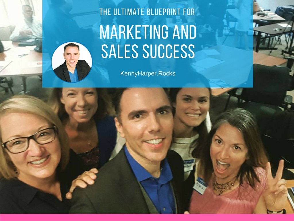 The ultimate blueprint for marketing and sales success