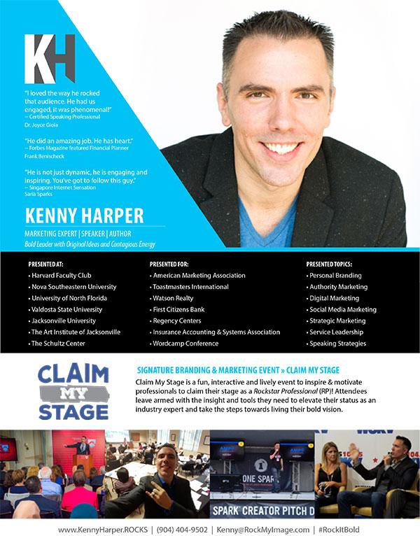 Kenny Harper - Speaker Kit