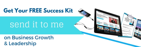 Get Your Free Success Kit On Business Growth & Leadership