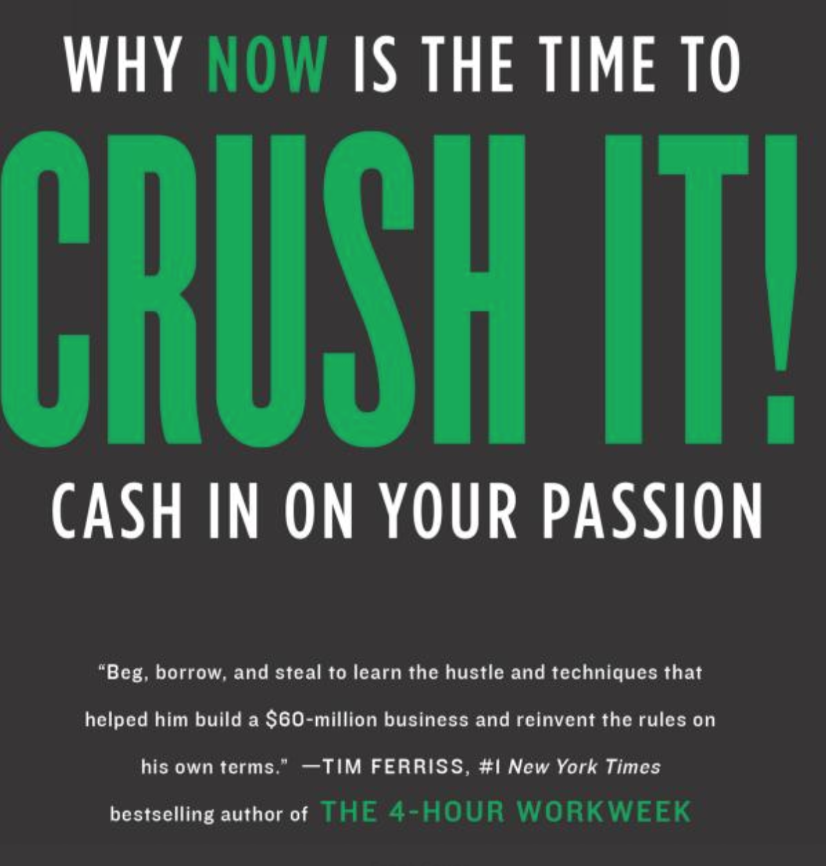 Crush It! Gary Vaynerchuk