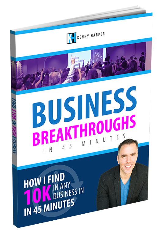 Find $10K in Your Business in 45 Minutes