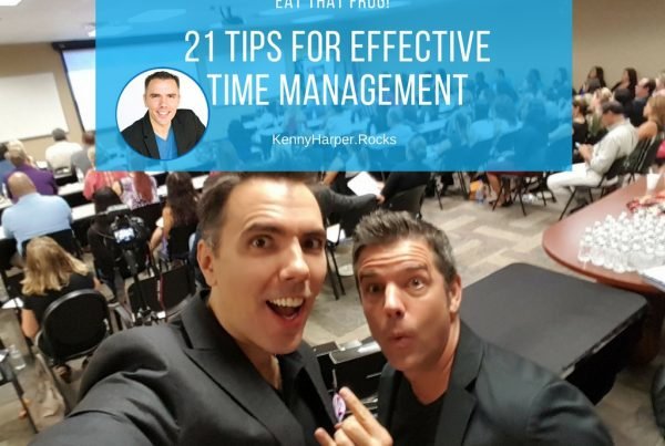 Eat that frog! 21 tips to effective time management
