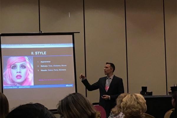 Marketing Keynote - You're a Shining Star - Personal Branding
