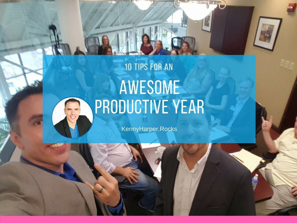 10 tips for an awesome productive year