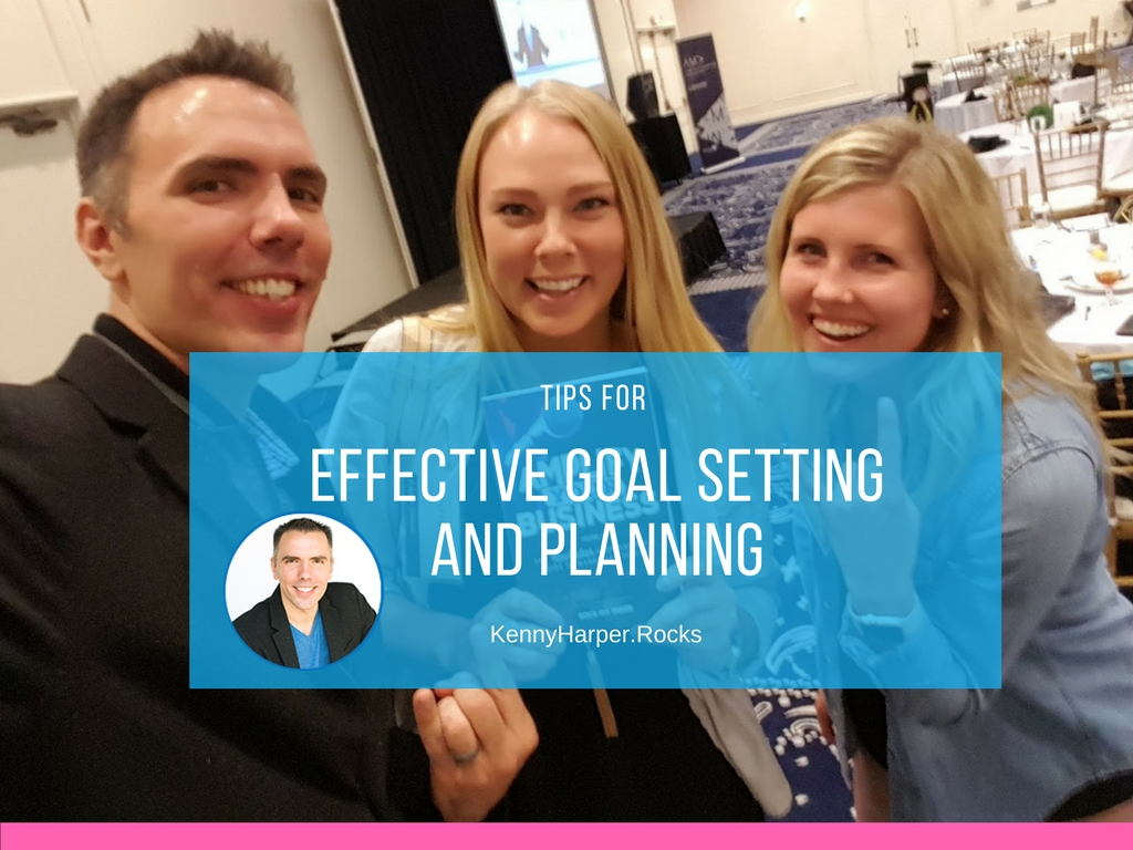 Tips for effective goal setting and planning