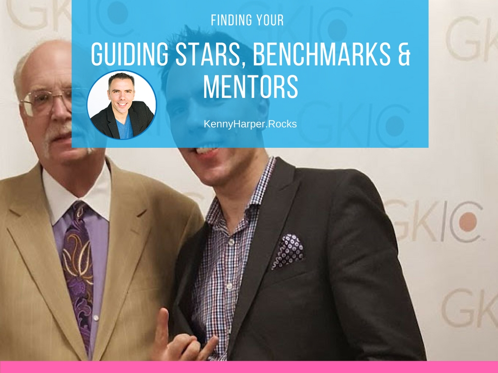 Finding your guiding stars, benchmarks, and mentors