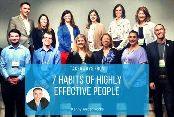 7 habits of highly effective people takeaways