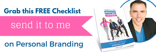 Personal Brand Checklist