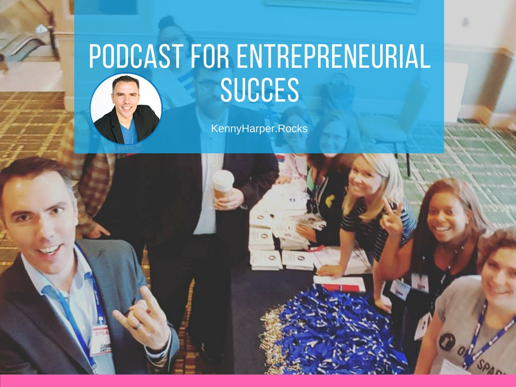 Podcast for entrepreneurial success