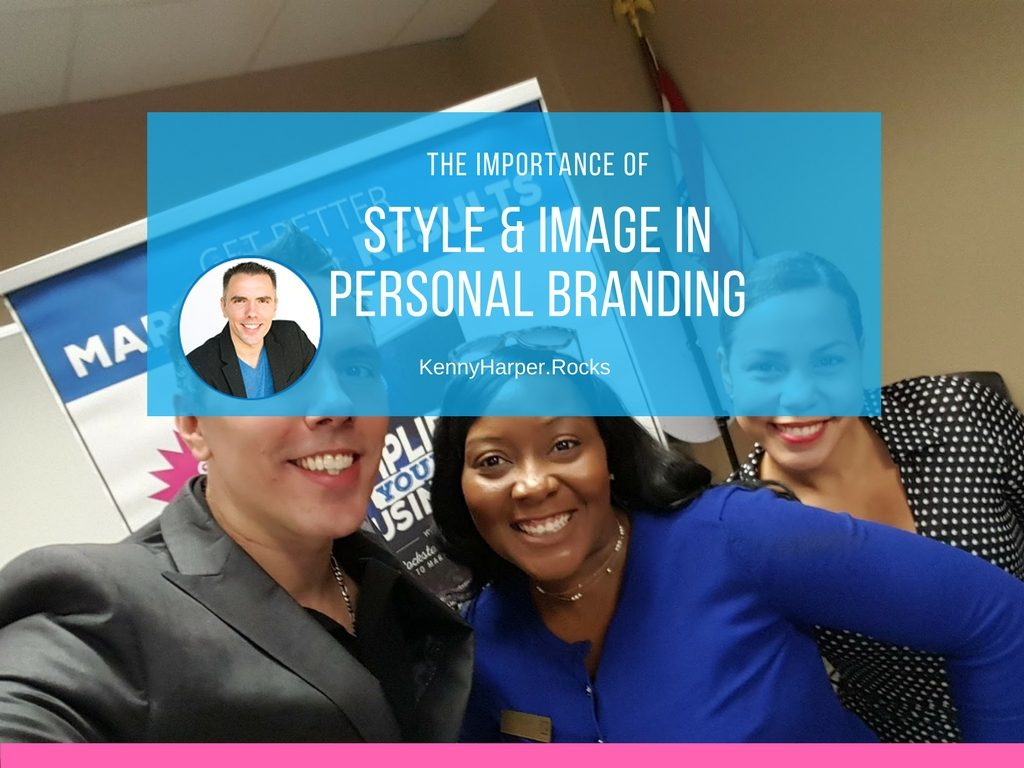 The importance of style and image in personal branding