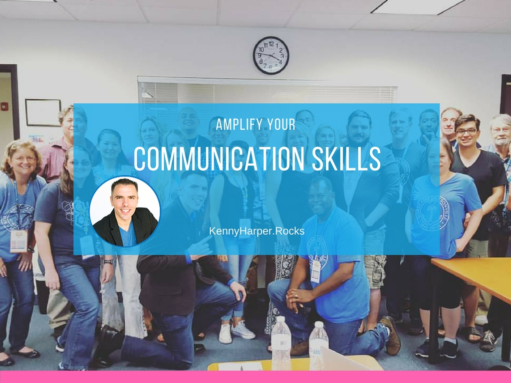 Amplify Your Communication Skills