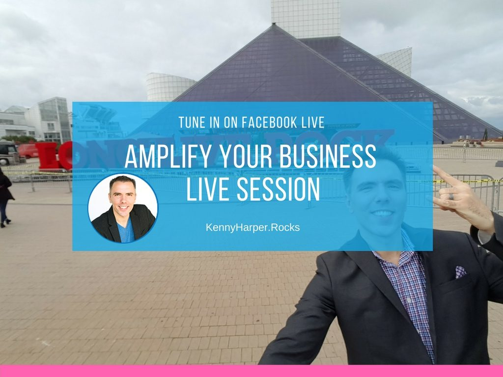Tune In to Amplify Your Business Live