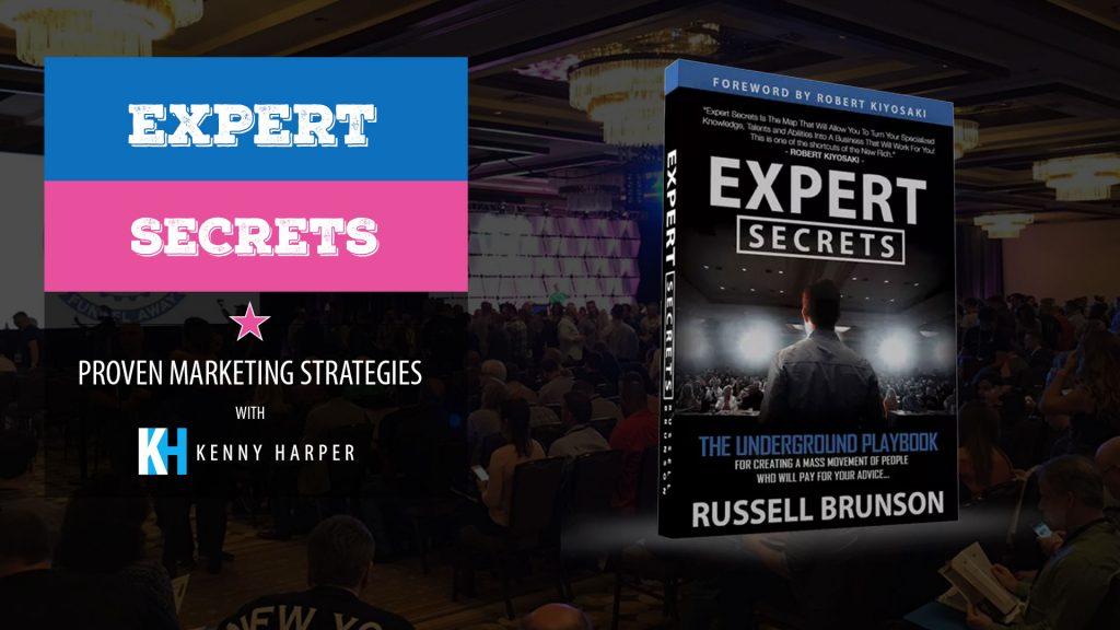 Expert Secrets Russell Brunson