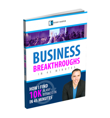Business Breakthroughs to Maximize Profits