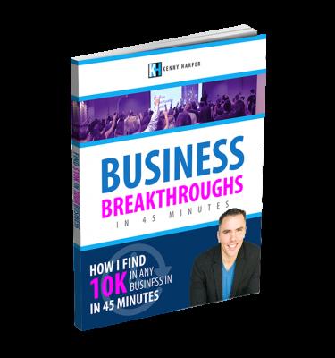 Business Breakthroughs to Maximize Profits