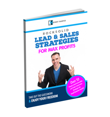 Rocksolid Lead and Sales Strategies for Business Profits